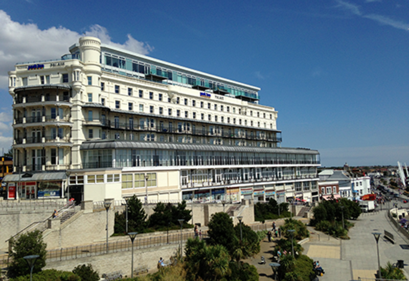 New G Casino at the Palace Hotel, Southend