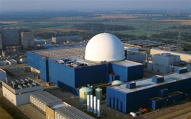 A sizeable project at Sizewell Power Station