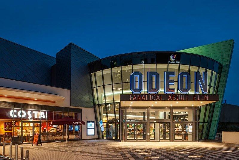 Odeon Cinemas Redecoration