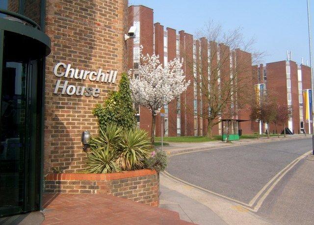 Churchill House Refurbishment