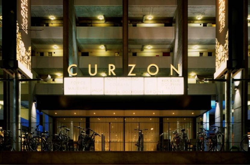 Phelan's complete their first project for Curzon Cinemas
