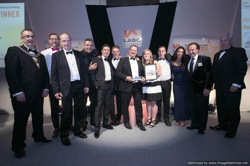 Phelan's Win LABC Award