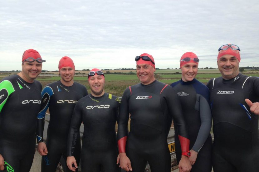 Team Phelan's | Clacton Triathlon 2015
