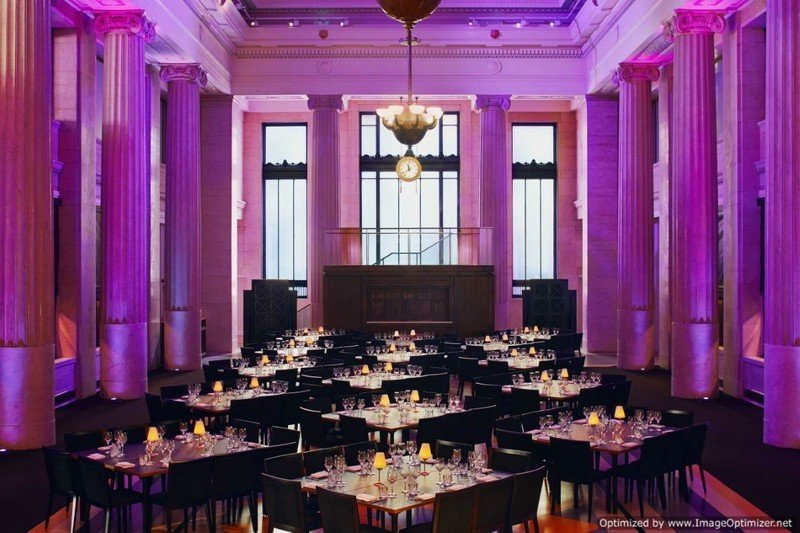 "Banking Hall wins London Venue Awards ""Best New Venue"""