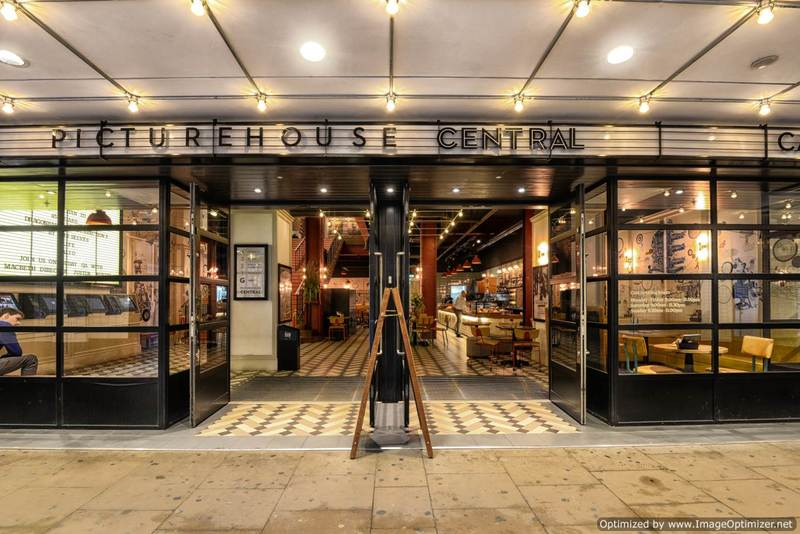 Picturehouse Central wins Time Out Love London Award