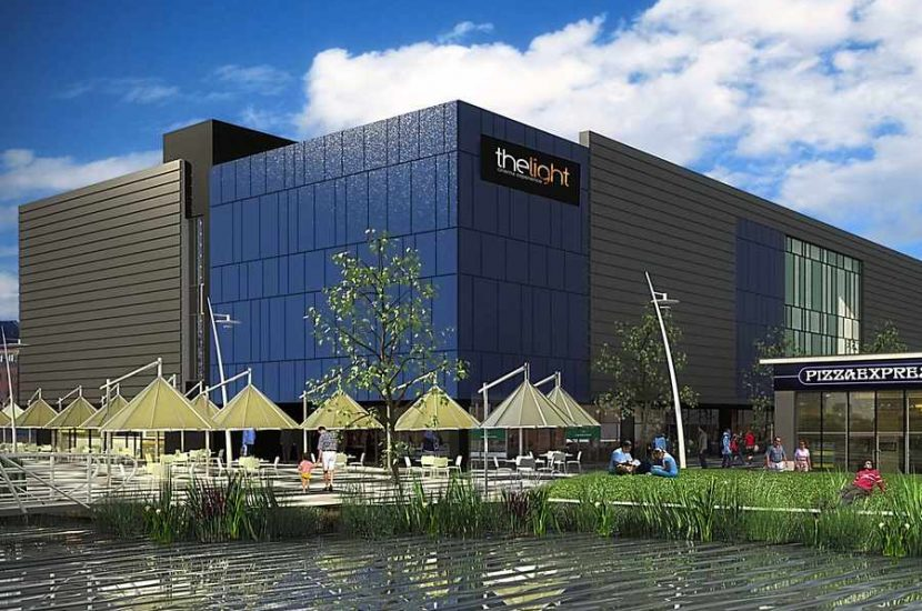Phelan Awarded £2m Fit-Out of Light Cinema, Walsall