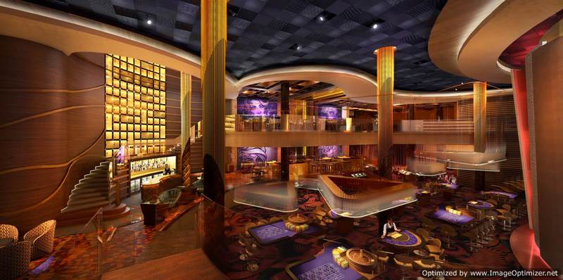 Phelan Win Victoria Gate Casino Fit-Out