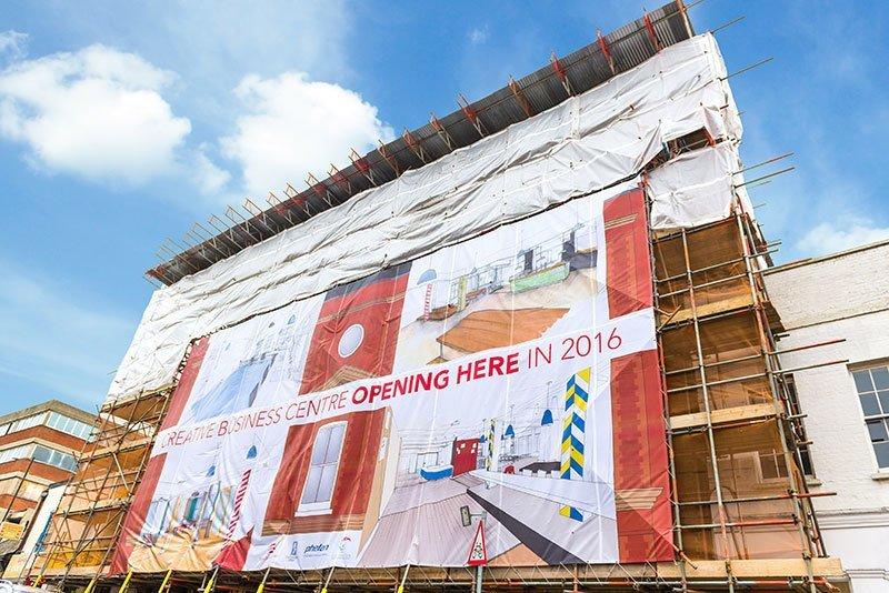 Colchester Creative Centre: Phelan Construction Apprenticeship