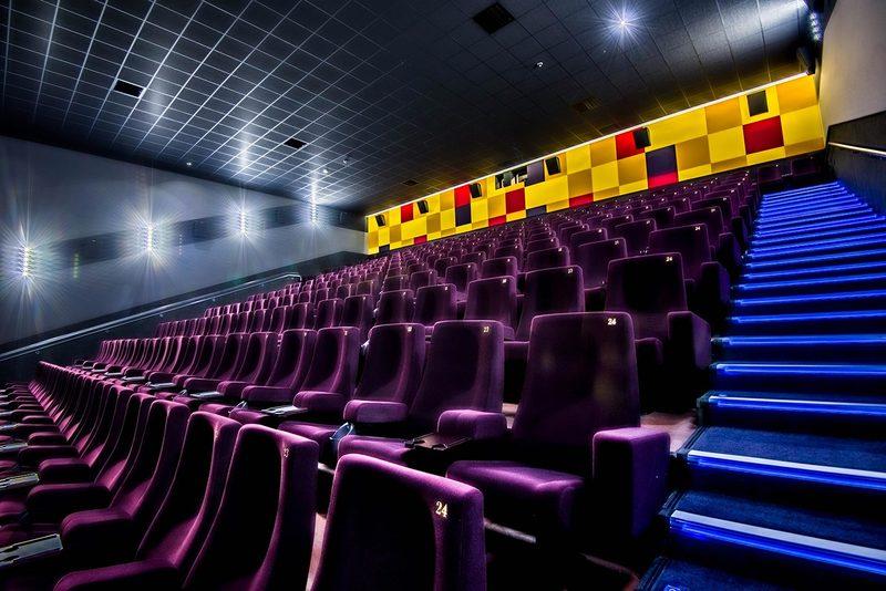 Light Cinema, Walsall Now Complete