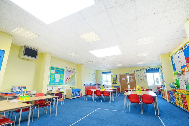 Cann Hall Primary School Project Complete