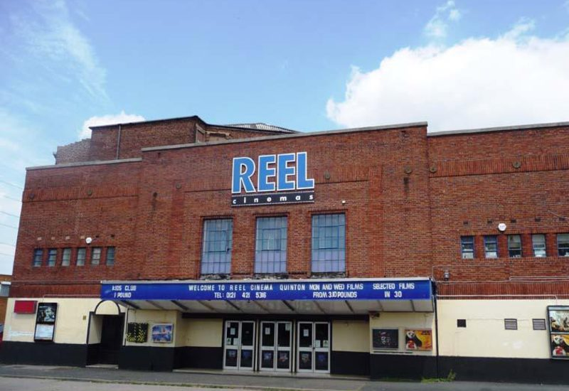 Phelan Win Reel Cinema, Quinton Refurbishment