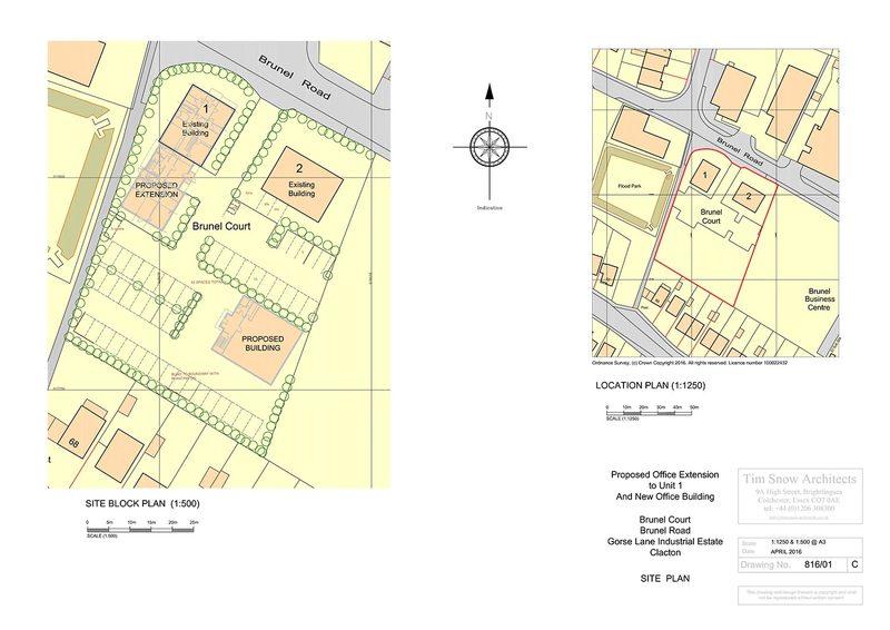 Phelan Office Plans