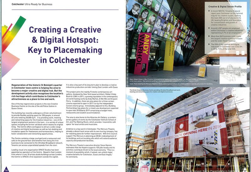 Colchester Investment Guide