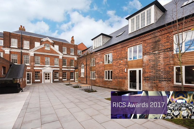 The Creative Hub at 37 Queen Street, Colchester Wins RICS Regeneration Award