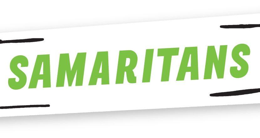 Charitable work at the Samaritans
