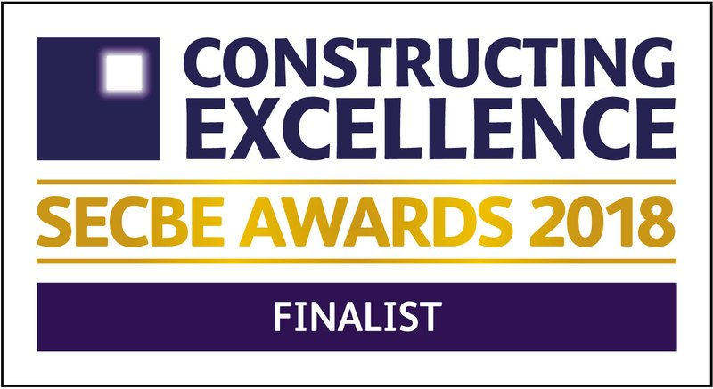 Finalist in the SECBE Awards 2018!
