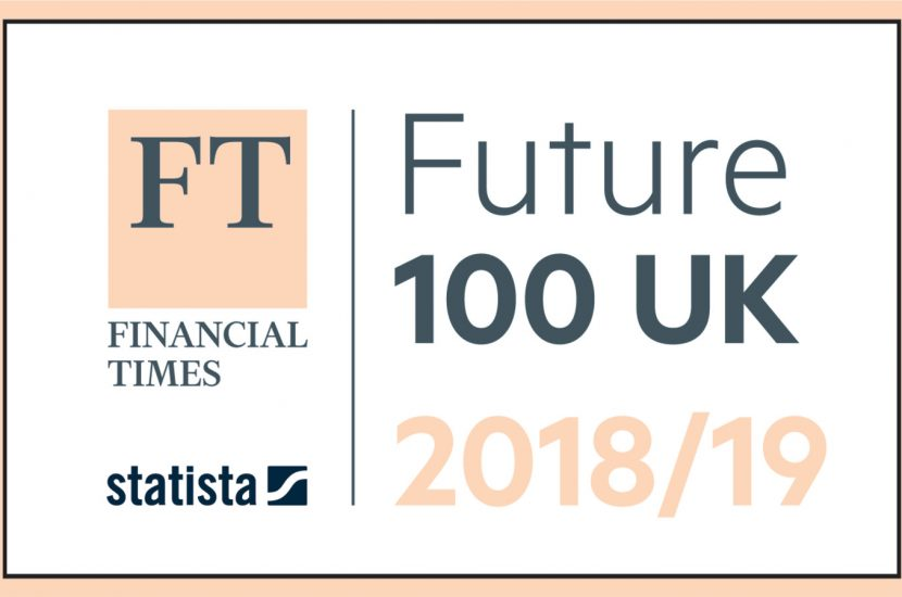 "Phelan recognised in the Financial Times' ""Future 100 UK list"""