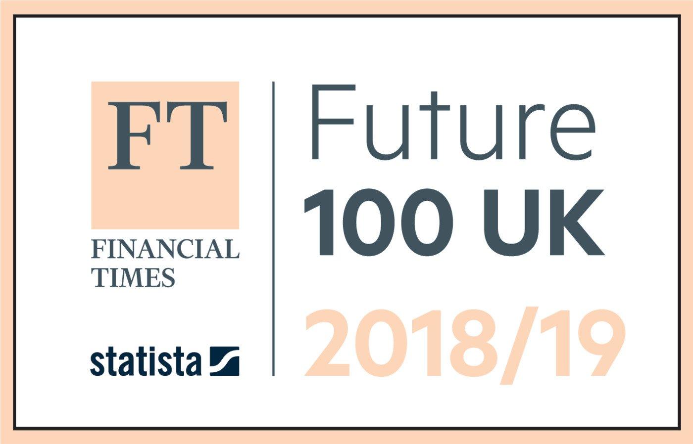 Future 100 UK 2018/2019