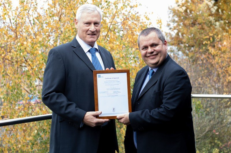 Phelan gains ISO 45001 occupational health and safety certification
