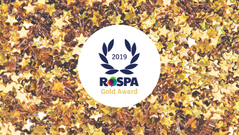 Phelan achieves RoSPA Gold for a second year!