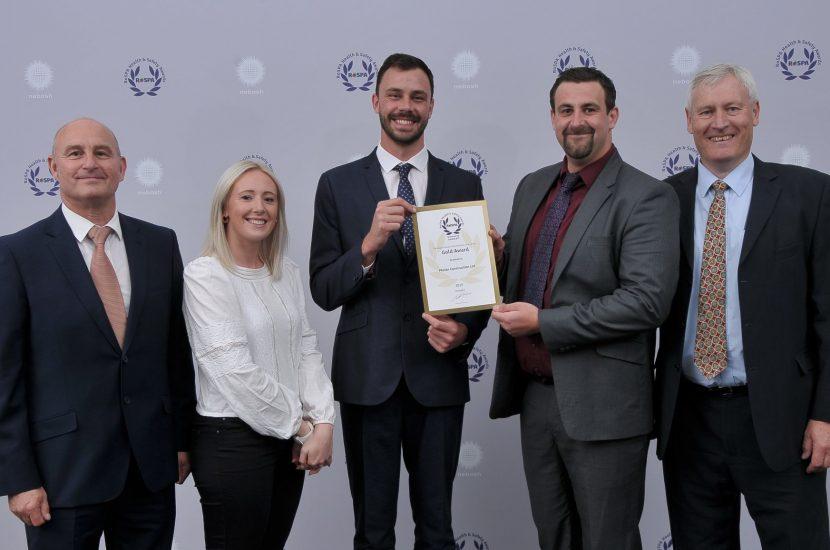 Phelan Construction 2019 award winners