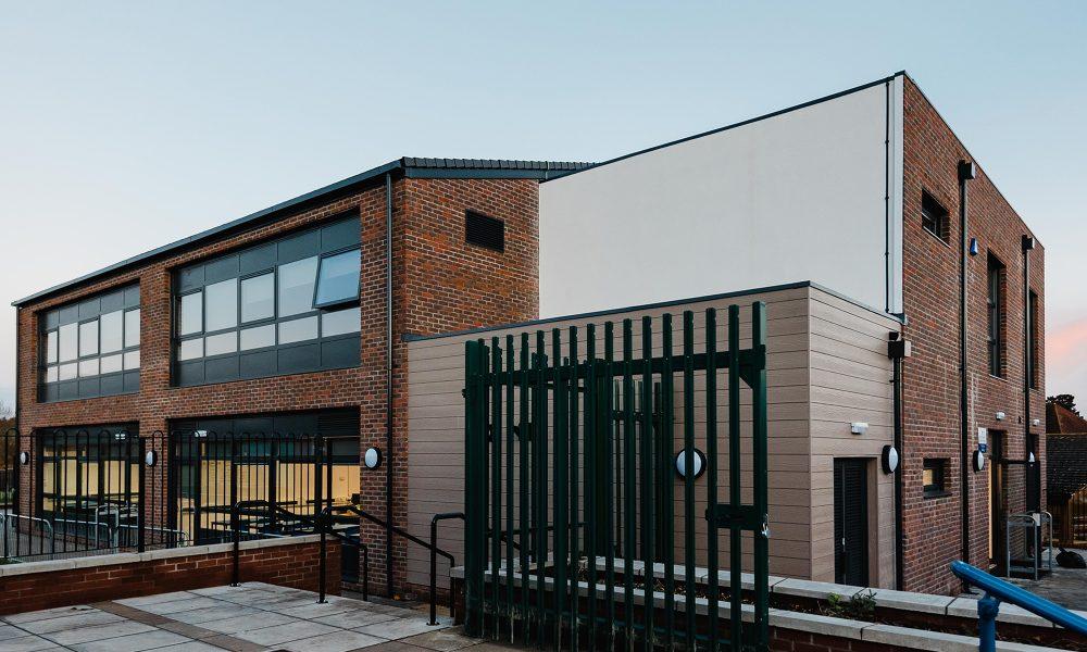 Joyce Frankland Academy